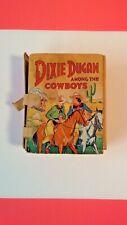 Dixie Dugan Among The Cowboys Vintage Collectible Book