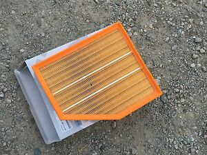 2006-2010 BMW E60 550i 550 650i 650Ci 650 intake air cleaner filter original OEM