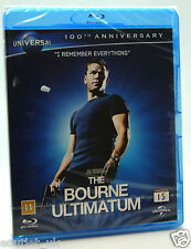The Bourne Ultimatum Anniversaire Blu-ray Région B NEUF