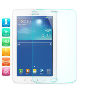 Tempered GLASS Screen Protector For Samsung Galaxy Tab E Lite 7.0 Tab 3 7.0 T113