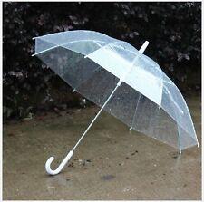 Fashion-Transparent-Clear-Rain-Umbrella-Parasol-PVC-Dome-Wedding-Party-Favor