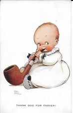 Mabel Lucie Attwell Unposted Collectable Artist Signed Postcards