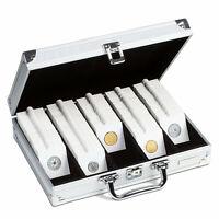 Koffer für 650 Münzrähmchen  5-reihig  Leuchtturm (347829)