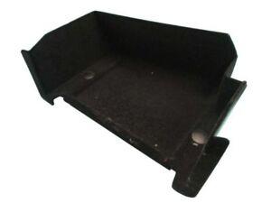 Trunk Interior Boot Trim Storage Tray Cover Black Jaguar XJ8 2004 04 05 06 07 08