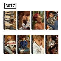 Beaucoup & 30 pièces Kpop GOT7 Photos Posters Lomo Cartes Lomo Cards