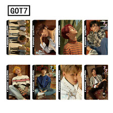 Beaucoup & 30 pièces Kpop GOT7 Photos Posters Lomo Cartes Lomo Cards
