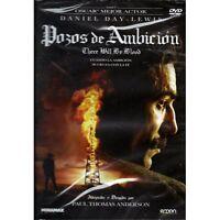 Pozos de ambición (There Will Be Blood) (DVD Nuevo)