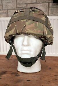 BRITISH ARMY MK6 COMBAT HELMET MEDIUM