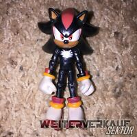 """RARE Jazwares Sonic the Hedgehog Shiny """"Exclusive Paint"""" Shadow Action Figure"""