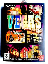 Vegas Make It Big PC Completo Retro Videogame Videojuego Mint Condition PAL/SPA