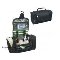 Travel Organizer Toiletry Accessory Cosmetics Medicine MakeUp Shaving Kit Bag