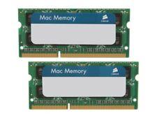 16GB Corsair Mac Memory DDR3 SO-DIMM 1333MHz CL9 Dual Channel Laptop Kit (2x8GB)