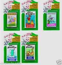 un Jeu de cartes  Jeu De 7 Familles jouet nf
