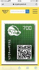 Crypto Stamp 2.0 Honigdachs Green Bereits Ausverkauft Perfekt Für Sammler
