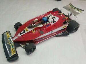 Vintage Tamiya F1 Ferrari  312T3  1/10 RC #58011