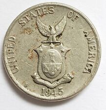 Philippines Coin 1945 S 5 Centavos United States of America   #175