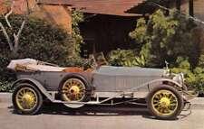 Hollywood California  Buick Dealership 1913 Rolls Royce Vintage Postcard K93625