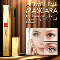AM_ ALIVER Silk Fiber Mascara Waterproof Non-smudge Extension Make Up Long Eyela