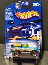 2003 Hot Wheels #200 Final Run 6/12 - Ford Bronco - 57159