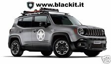 Adesivo per portiera bianco Us Army Star Originale Jeep Renegade