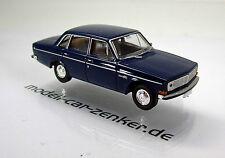 Brekina 29413 Volvo 144 Limousine -  saphirblau -  TD