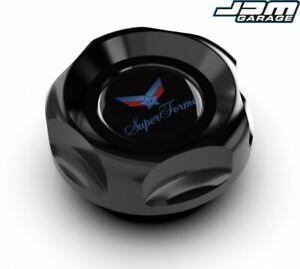 Superforma V2 Oil Cap Black Fits Nissan Skyline R33