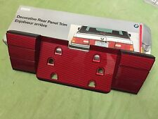 Genuine BMW E30 325i, M3, facelift Rear Heckblende Trim 82 12 9 401 143 NOS RARE