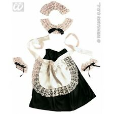 Sexy French Maid Fancy Dress Set Victorian Chamber Maid Outfit Kit