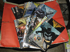 BATMAN NUOVE LEGGENDE CAVALIERE OSCURO-completa N° 1/28- nuovi eroi DC LION