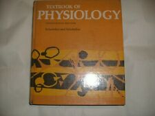 Textbook of Physiology 17th Edition, Schottelius and Schottelius