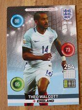 Panini England 2016  Theo Walcott football card # 51
