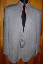 2b285099ff8 The Men s Store 2 Button Blazer ~ Black   White Checked ~ Tailored in USA ~