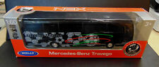 MERCEDES-BENZ TRAVEGO BLACK ***WELLY*** 1:60