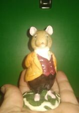 Royal Doulton Lord Woodmouse From The Brambly Hedge Gift Collection Jill Barklem