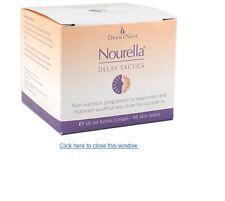 Nourella Delay Tactics Cream 50ml - Anti Age - Vitamin A, collagen Rrp £29