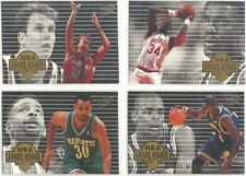 Fleer Original Basketball Trading Cards 1994-95 Season