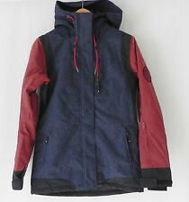 DC Snowboarding Jacket 10K Water Proof 3MTM Thinsulate Size XS