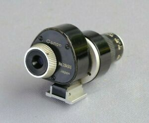 CANON UNIVERSAL VIEWFINDER-2