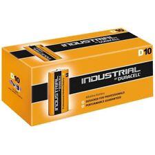 Duracell 5000394085398 Industriel Pile Alcaline LR20 D 1.5V (Boite de 100)