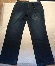 Jeans de hombre por Oakley Industrial Denim Azul Talla 34 W 33 L Nuevo Azul Denim (A-11)