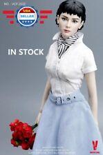 【FAST SHIPPING 】1/6 Audrey Hepburn Roman Holiday Female Figure Premium FULL SET