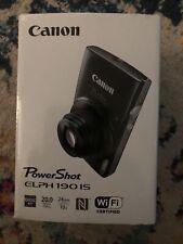 Canon PowerShot ELPH 190 IS 20MP 24mm Wide 10x Wifi Digital Camera Power Shot