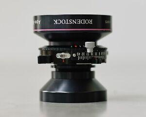 Rodenstock 55mm F4.5 Apo Sironar Digital Lens Copal 0 Shutter Excellent