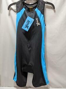 Spark Women's Medium Triathlon Suit Wet Racing Cycling Swim Run Bib Short 126