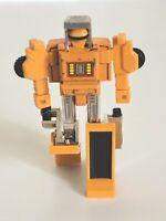 Vintage GoBot Dumper MR-09 Super Rare 1982 Orange Dump Truck Japan Transformers