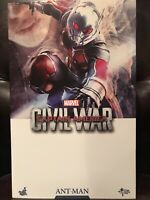 HOT TOYS 1/6 ANT-MAN MMS362 CAPTAIN AMERICA: CIVIL WAR
