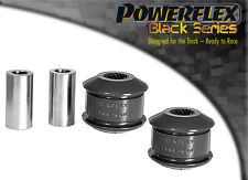 Powerflex BLACK Poly For Volvo S60, V70, S80 2000 on Front Arm Rear Bush