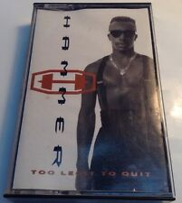 Too Legit to Quit by MC Hammer (Cassette Oct-1998, EMI-CAPITOL SPECIAL MARKETS)