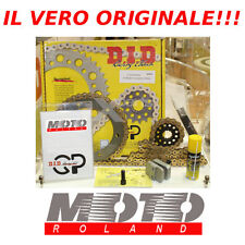 KIT TRASMISSIONE CATENA ORIGINALE DID RACING GP APRILIA 1000 RSV 4 '09-'12 PROMO