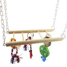 Pont Suspendu Echelle Jouet Pour Perroquet Souris Hamster oiseau Accessoire